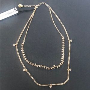 BCBGeneration Double layered Necklace